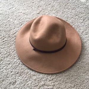 Tan Wool Hat